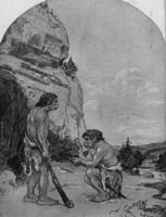 neanderthals at moustier