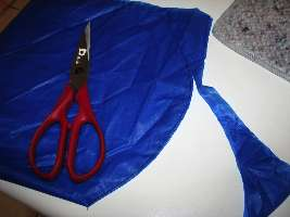Making a ditty bag