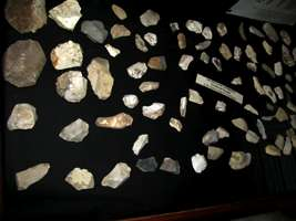 Grotte de Gargas lithic industries