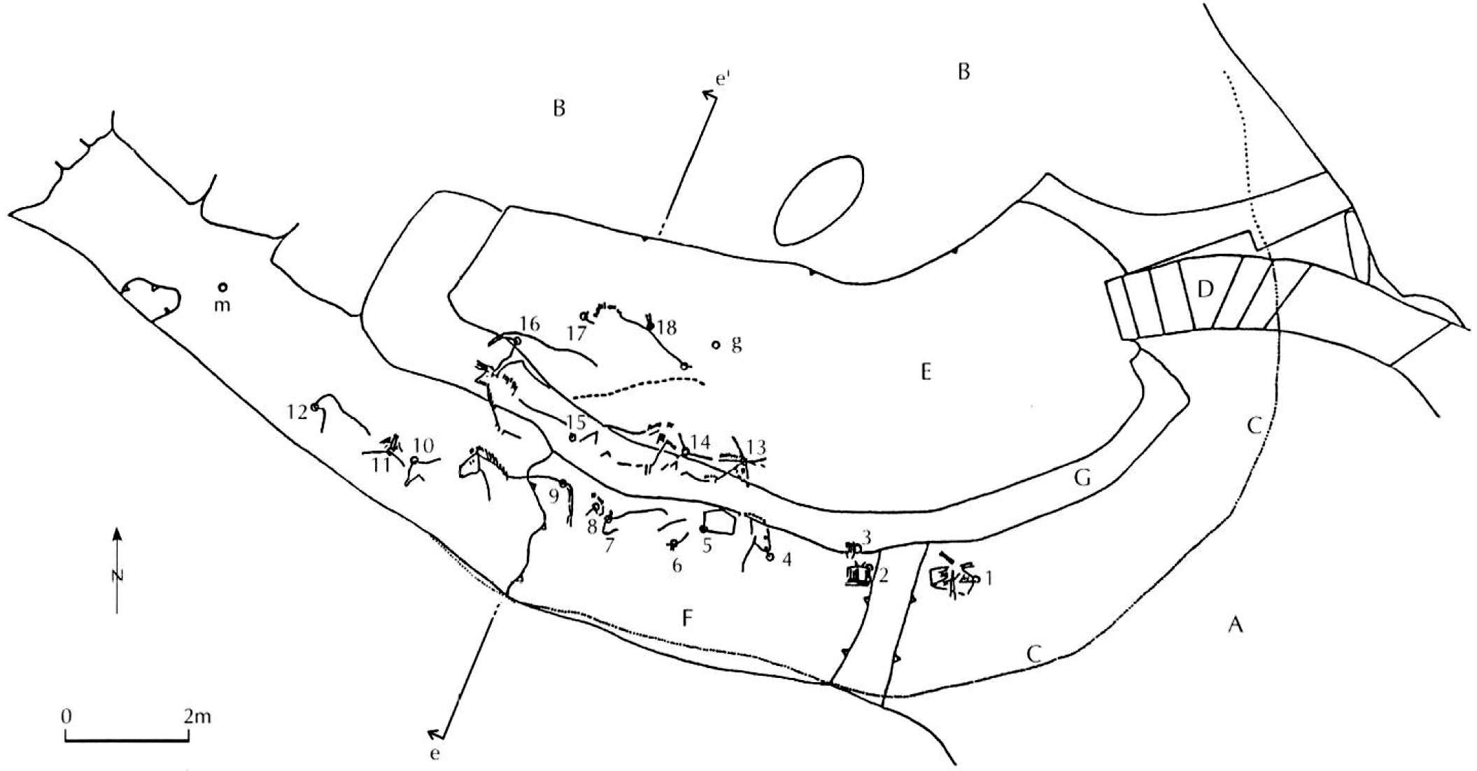 Bara Bahau Cave La Grotte De Ice Age Art Free Download Iceman Wiring Diagram