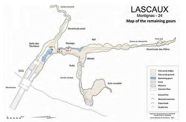 Lascaux Cave Grotte De Lascaux