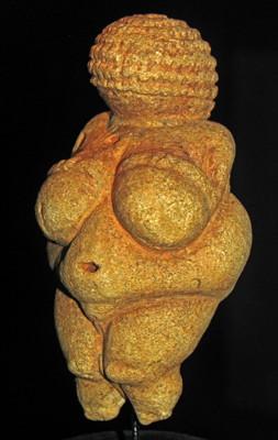 venus of willendorf represents