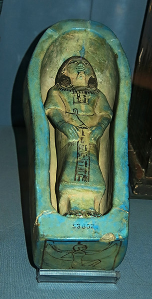 Shabti   of Amenmose