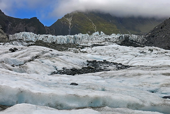 meltwater glacier nz